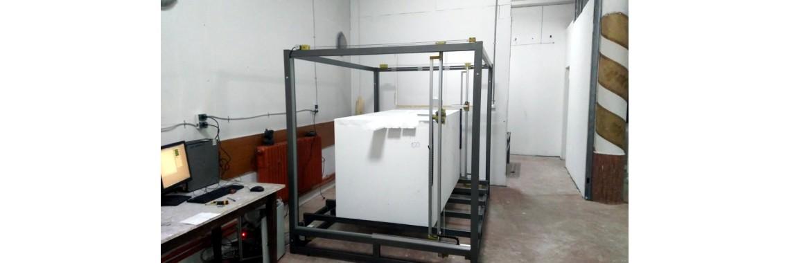 CNC decupare profile polistiren