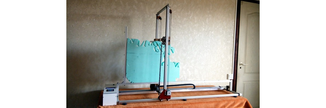 CNC litere volumetrice